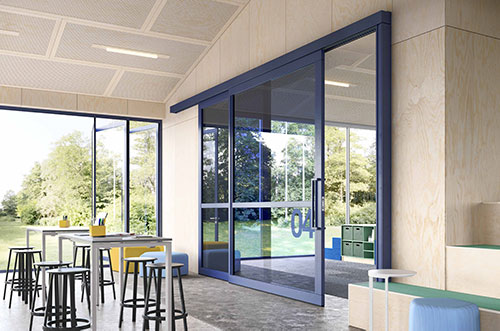 GLYDE® ARCHITECTURAL ACOUSTIC SYSTEMS