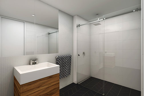 Pivotech Shower Screens & Wardrobes